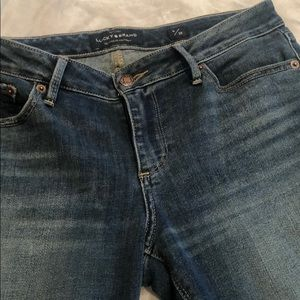 Lucky Brand Jeans - Nwot Lucky Brand crop jeans 💘